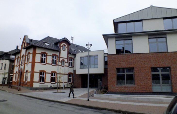 Gemeinde Alpen – Bücherei Alpen