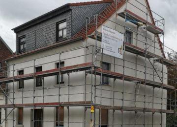 Fassade vorher - Foto Björn Funck