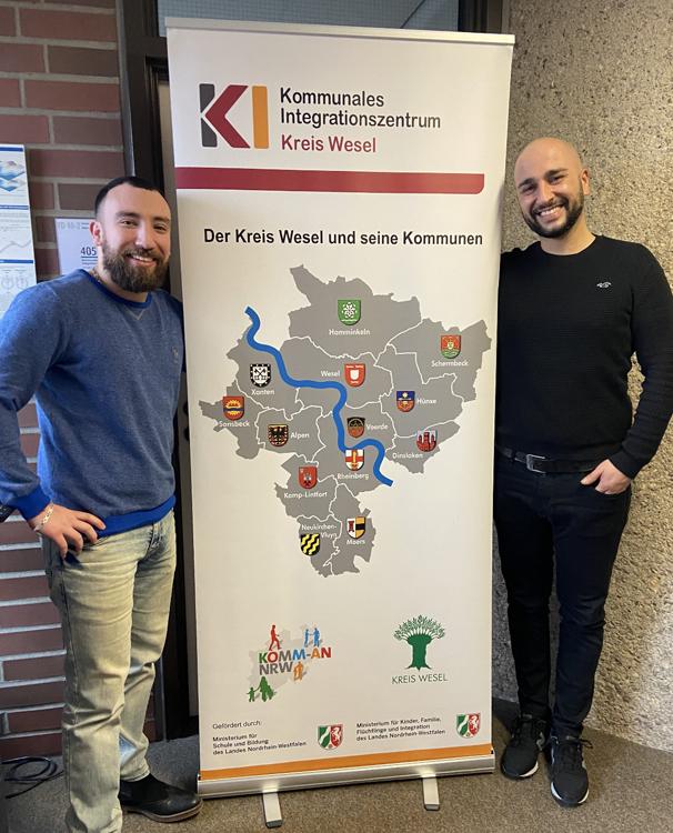 Kreis Wesel – Landesprogramm KOMM-AN NRW