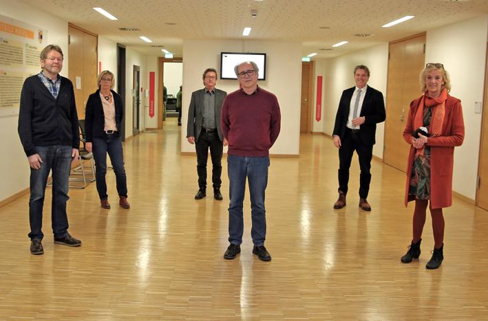 Stadt Moers – Karl-Heinz Theußen leitet den neuen Seniorenbeirat