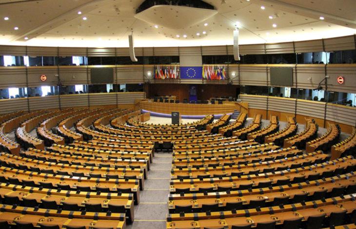 Stadt Duisburg – VHS: Virtueller Besuch des Europäischen Parlaments in Brüssel