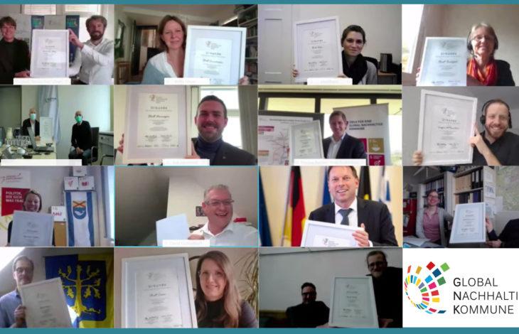 Stadt Neukirchen – Vluyn – Auszeichnung für Nachhaltigkeitsengagement