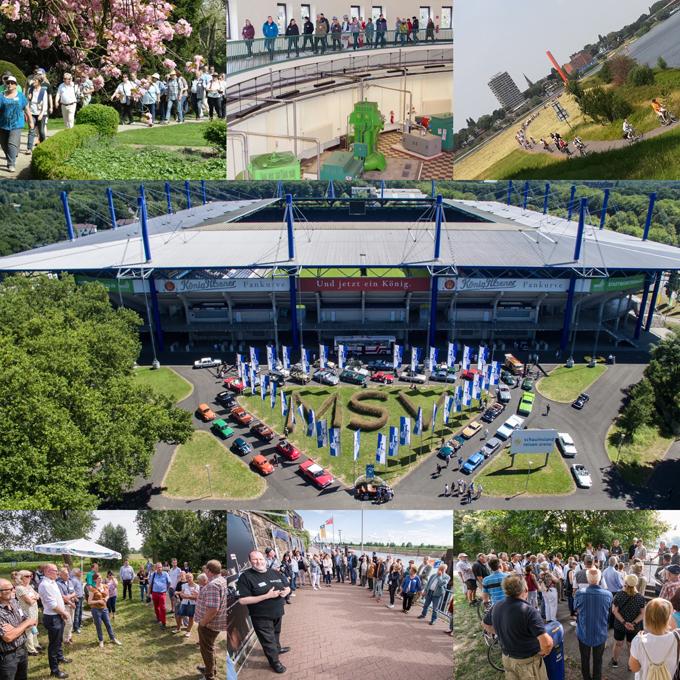 Stadt Duisburg – Besonders schöne Duisburger Orte gesucht – Virtueller Bürgerspaziergang mit Oberbürgermeister Sören Link