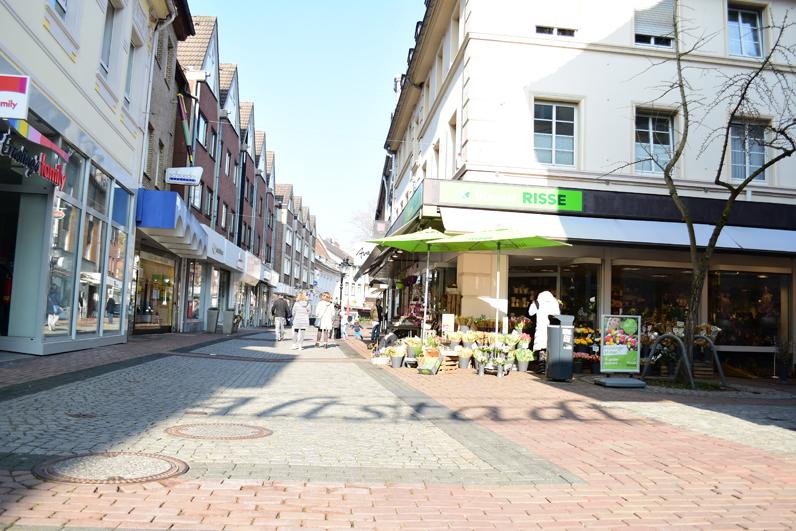 Marktplatz Moers