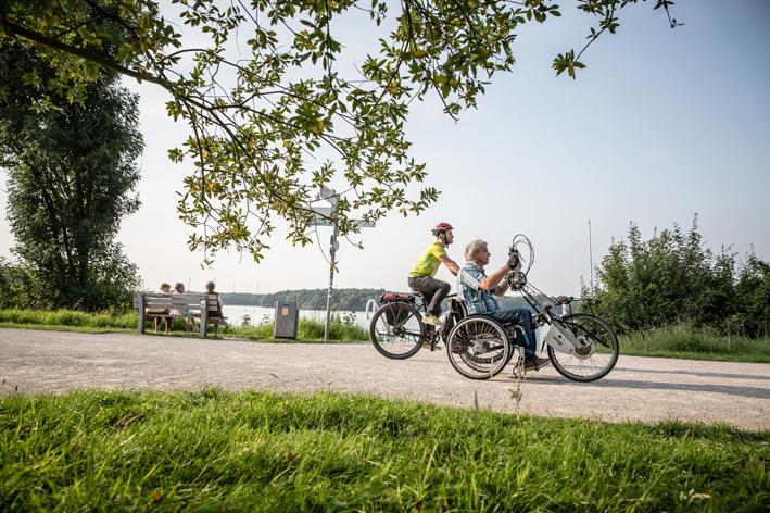 Kreis Wesel/Xanten – Flussradwege neu aufgestellt – Die Römer-Lippe-Route gehört dazu