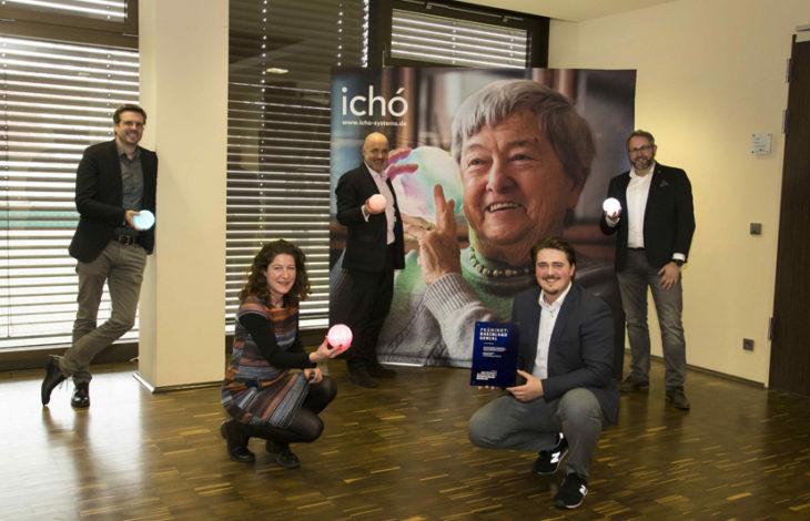 Region Niederrhein – Niederrheinische IHK: IHK und Metropolregion Rheinland zeichnen Ichó Systems GmbH aus