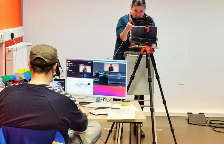 Stadt Duisburg – Digitaler Akademietag der Stadtbibliothek für die Diesterweg-Stipendiaten