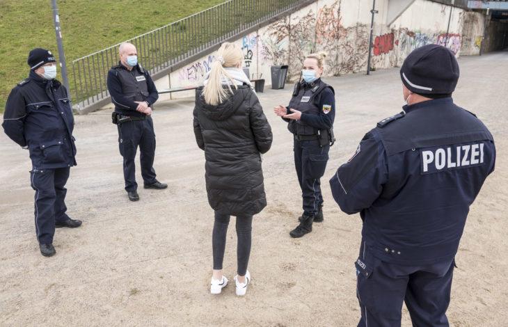 Stadt Duisburg – Polizei und Bürger- und Ordnungsamt verstärken gemeinsame Fußstreifen