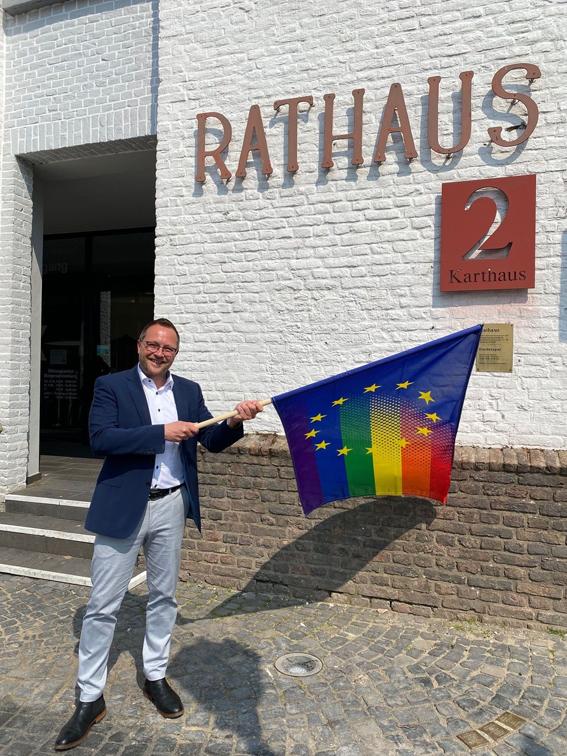 "Stadt Xanten – ""Europatalk"" im Stiftsgymnasium"