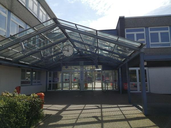 Xanten – Willi-Fährmann-Gesamtschule bei der SpardaSpendenWahl 2021
