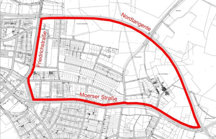 Stadt Kamp-Lintfort – Straßenreinigungskonzept mit Beschilderung wird in Kamp-Lintfort optimiert