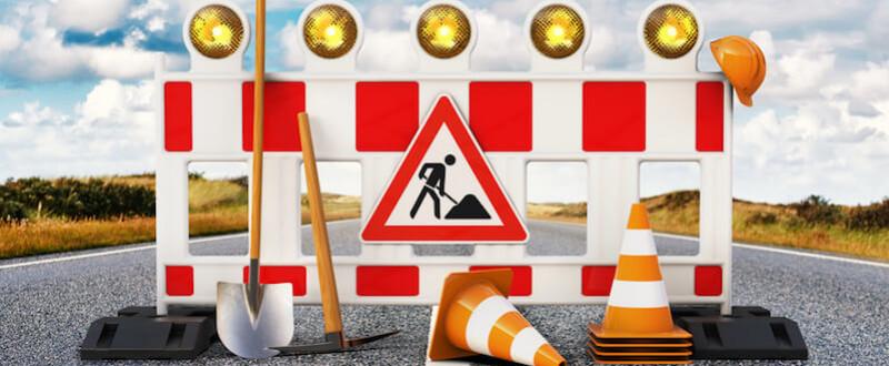 Stadt Duisburg – Verkehrseinschränkungen auf der Grafschafter Straße und Teilsperrung der Lindenallee