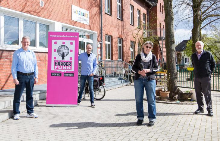 Stadt Moers – On Air: Die Moerser Bürgerfunker