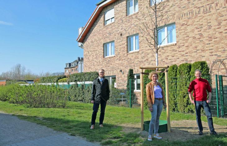Stadt Moers – Der Bürgerpark Schwafheim wächst weiter
