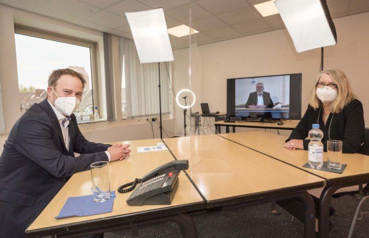Stadt Duisburg – Studieninstitut Duisburg rüstet sich für Digitalisierung weiter auf