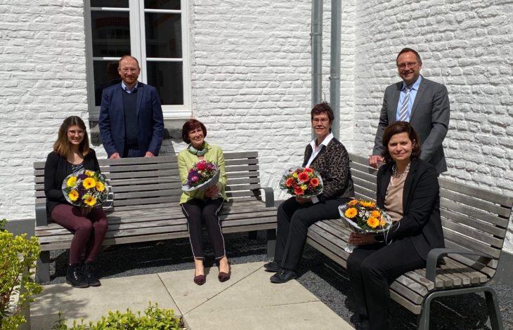 Stadt Xanten – Wechsel im Vorstandssekretariat bei der Stadt Xanten