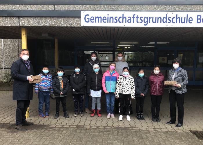 Stadt Duisburg – 50 Jahre Internationale Kinderbuchausstellung