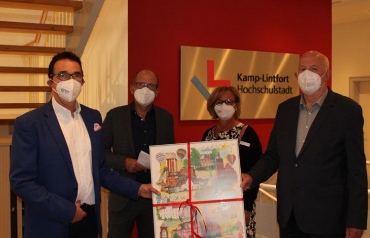 Stadt Kamp-Lintfort – Sozialamt bekommt einen zweiten Standort