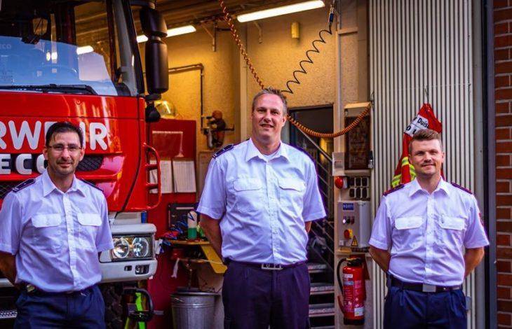 Stadt Duisburg – Freiwillige Feuerwehr Mündelheim/Ehingen/Serm stellt Jahresbilanz vor
