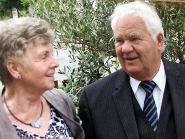 Stadt Moers – Eheleute Massow feiern am 19. Mai Diamantene Hochzeit