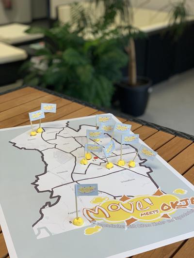 Stadt Moers – 'MOVE! meets OKJA'