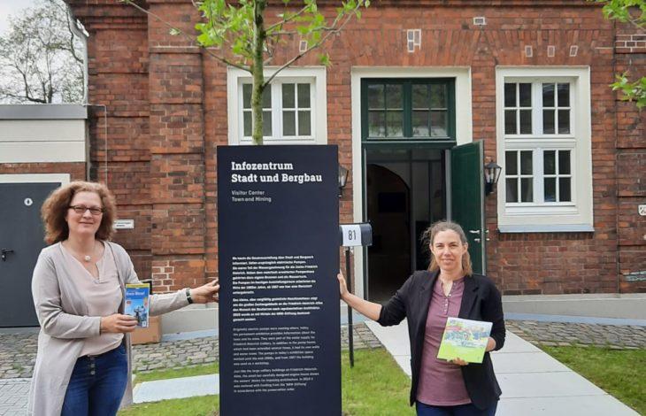 Stadt Kamp-Lintfort – Infozentrum Stadt und Bergbau öffnet an Pfingstsamstag