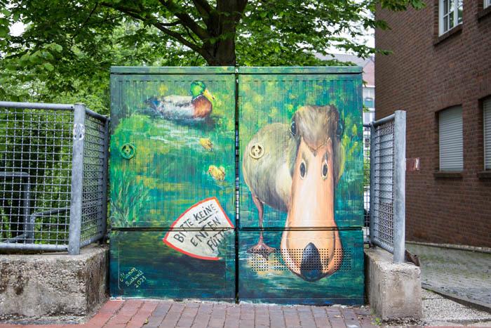Stadt Moers – Aus Grau mach Kunst