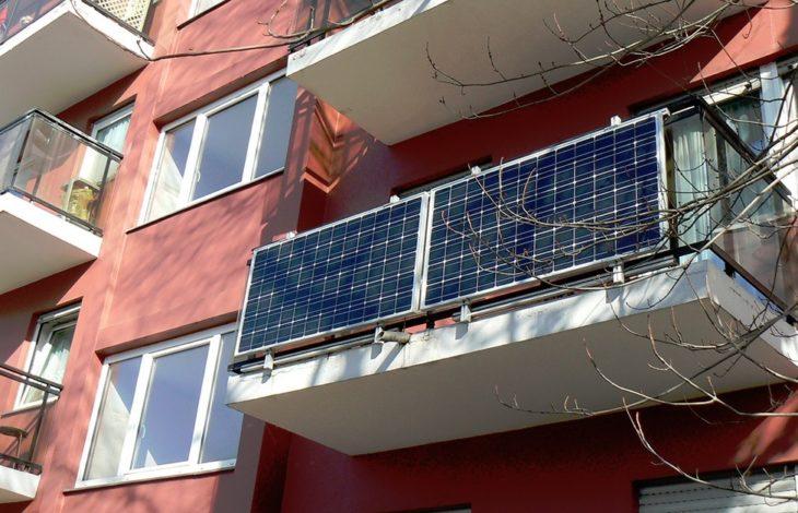 Stadt Moers – Stadt fördert 'Balkonkraftwerke':
