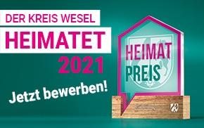 Kreis Wesel – Heimatpreis Kreis Wesel – Jetzt bewerben