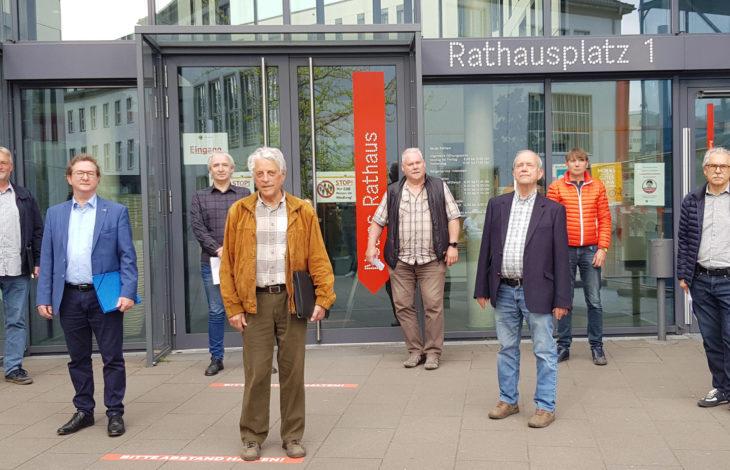 Stadt Moers – Verein 'Bürgerbus Moers – Süd' gegründet