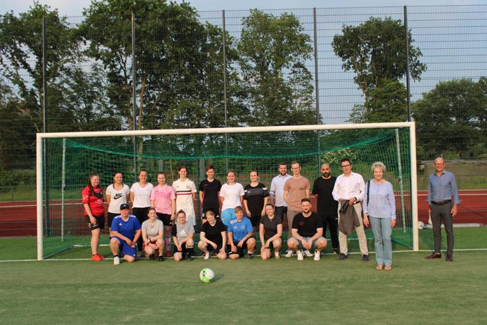 Stadt Kamp-Lintfort – Frauenpower beim SV Alemannia Kamp e.V.