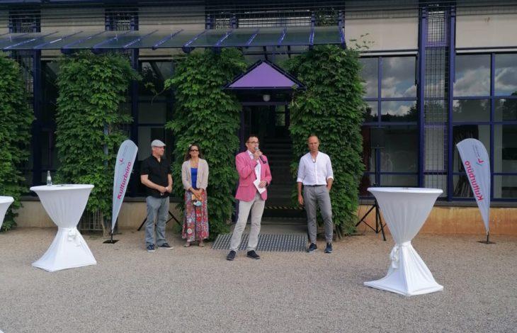 Stadt Kamp-Lintfort – Eröffnung der Kunstausstellung in der Orangerie