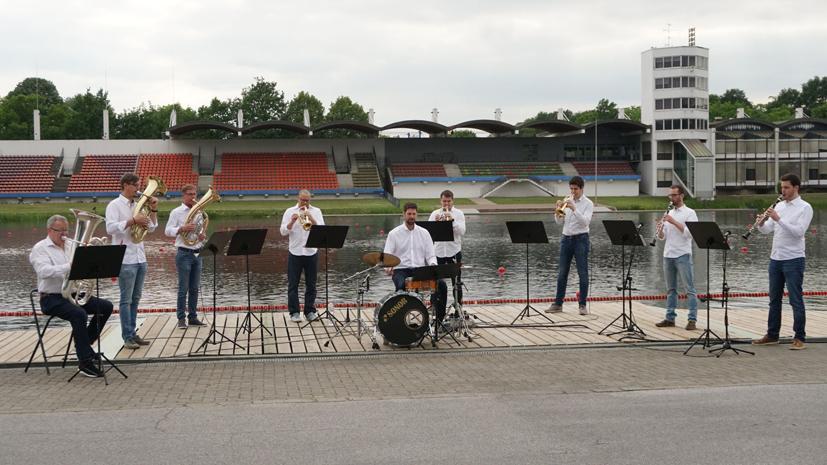 Stadt Duisburg – Rheinhausen: Duisburger Philharmoniker beim Sonntagskonzert