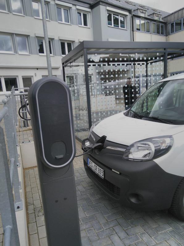 Stadt Rheinberg – Photovoltaik und E-Mobilität für Gewerbetreibende im Kreis Wesel