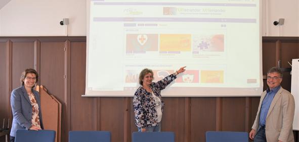 Stadt Rheinberg – Neue Ehrenamtsbörse der Stadt Rheinberg geht online
