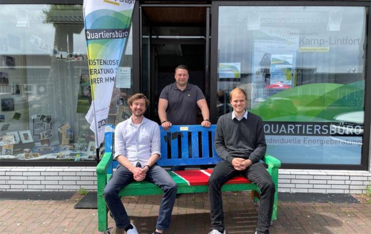 Stadt Kamp-Lintfort  – InnovationCity geht in die Verlängerung