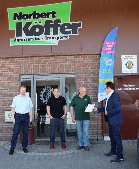 Stadt Kamp-Lintfort – Die Stadt Kamp-Lintfort vergibt Förderungen für neue Photovoltaik-Anlagen