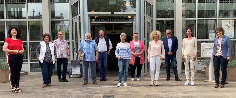 Stadt Rheinberg – Neuer Schwerbehindertenbeirat in Rheinberg gegründet