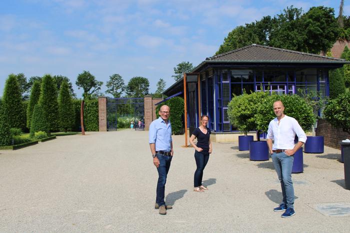 Stadt Kamp-Lintfort – Kunstausstellungen in der Orangerie am Kloster Kamp