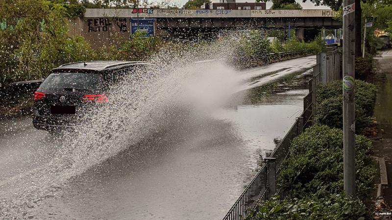 Stadt Xanten – Klimawandel sorgt für Extremwetter: Projektgruppe erarbeitet Lösungen