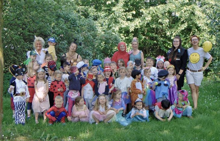 "Stadt Moers – Festwoche in der Kita Holderberg: ""Die Kinder hatten so viel Spaß!"""