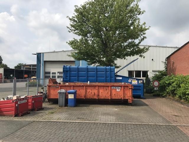 Stadt Rheinberg – Erweiterte Öffnungszeiten für die Abgabe von Wertstoffen  beim DienstLeistungsBetrieb Rheinberg