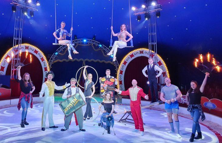 Stadt Rheinberg – Circus for kids – Ferienalarm rund um den Pulverturm