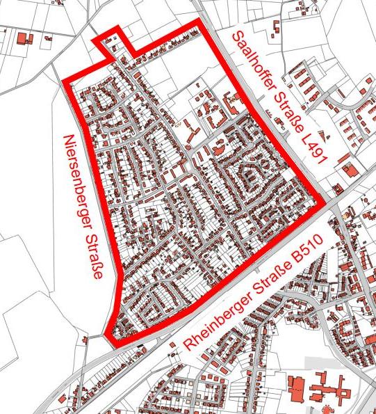 Stadt Kamp-Lintfort – Neues Straßenreinigungskonzept wird im Niersenbruch fortgeführt