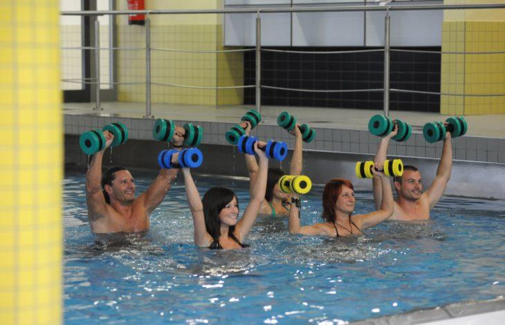 Stadt Duisburg – Aquafitnesskurse im Rhein-Ruhr-Bad