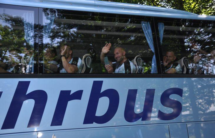 Stadt Duisburg – Kanu-Rennsport: Verabschiedung des deutschen Olympia-Teams nach Tokio