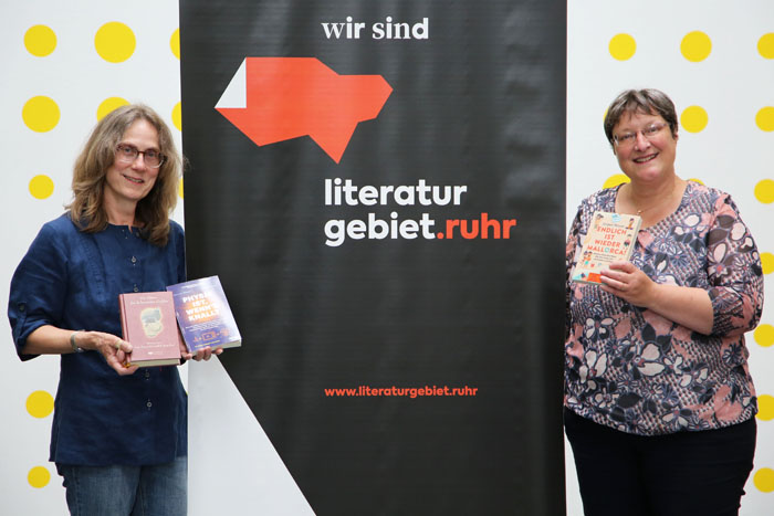 Stadt Moers – Bibliothek Moers lädt am 7. August zur Literatour 100 ein