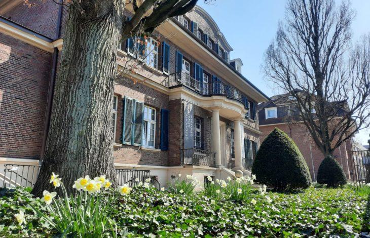 Stadt Moers – vhs lädt zur geschichtlichen Auseinandersetzung in 'Villa ten Hompel' ein