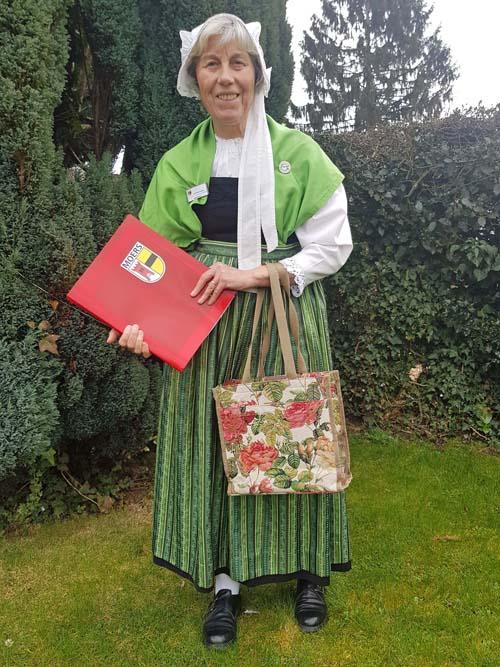 Stadt Moers – Spendenführungen im August: 'Unsere Stadt mit dem Moerser Meisje'