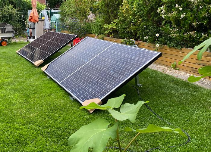 Stadt Moers – Förderprogramm: 100 Euro für Solarstrom vom Balkon